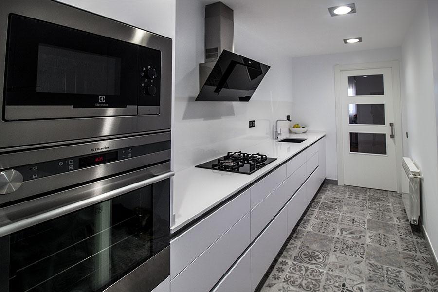 Reforma y diseño de cocina en Centro, realizado por Dromstudio