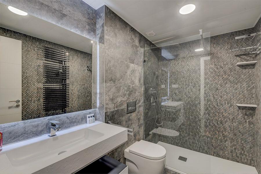Reforma integral de cuarto de baño - Dromstudio